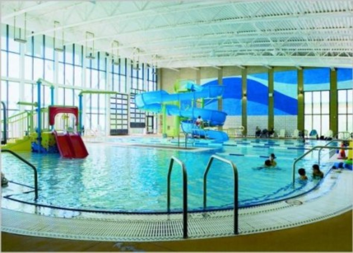 Centennial recreation centre pool scarborough city of - Centennial swimming pool richmond hill ...